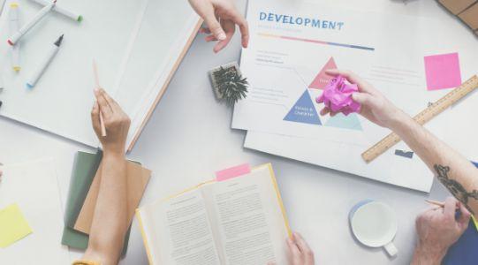 Innovation - developing new ideas