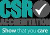 CSR Accerditation - Showing what good looks like