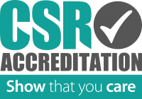 CSRA - Show that you are a responsibe business