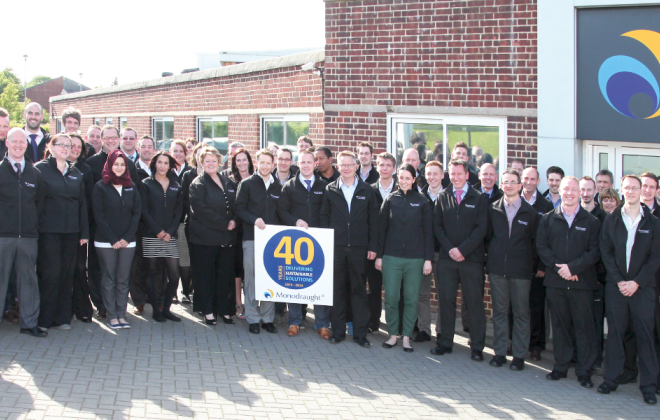 Danish-owned Monodraught proudly based in Buckinghamshire