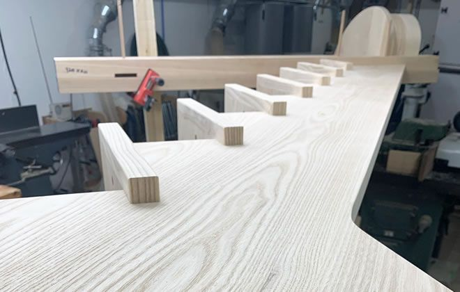 Investing in new tools with Restart Grant helps Jig Joinery diversify