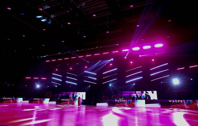 Lighting and production event specialists diversify and plan ahead