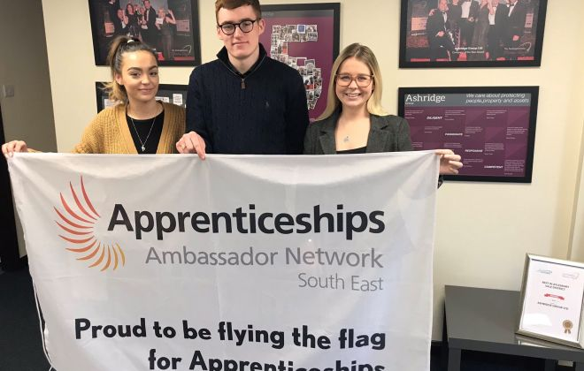 Proof that apprenticeships work for small businesses