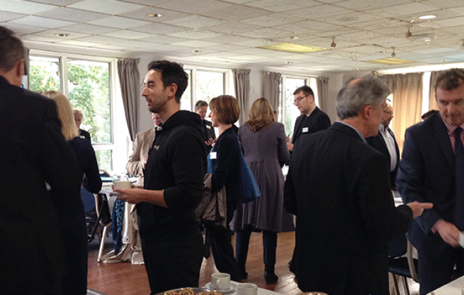 Simply Networking - Gerrards Cross, March 2018