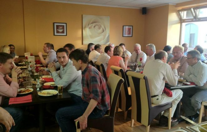 Small Business Curry Club - June 2018