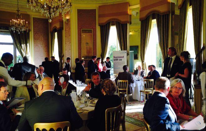 Buckinghamshire Business Leaders' Dinner - December