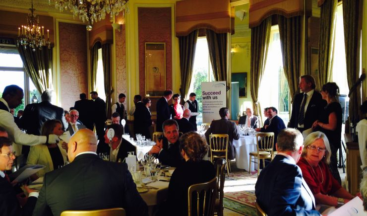 Buckinghamshire Business Leaders' Dinner - March 2018