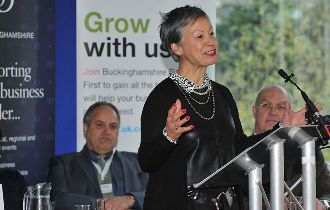 Buckinghamshire Business Leaders' Dinner - March 2017