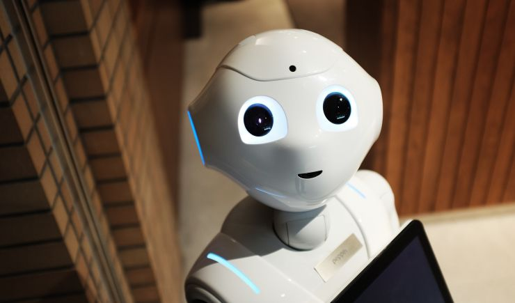 The Robots are coming – Are you ready to embrace? - April 2018