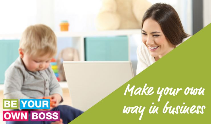 Be Your Own Boss 2 Day Course - Jan 2021