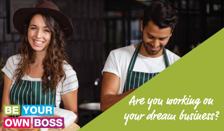 Be Your Own Boss Enterprise Day - Is it right for you? September 2021