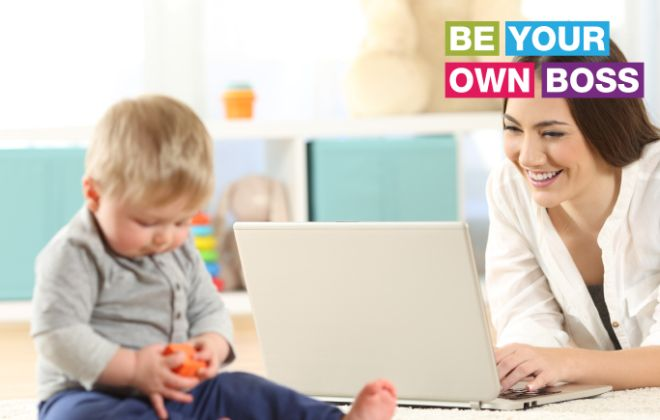Be Your Own Boss Enterprise Day - April 2019