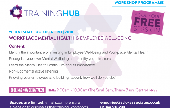 Employee Well-being & Workplace Mental Health