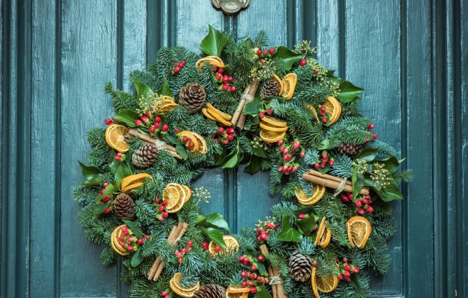 Christmas Wreath Making Workshops