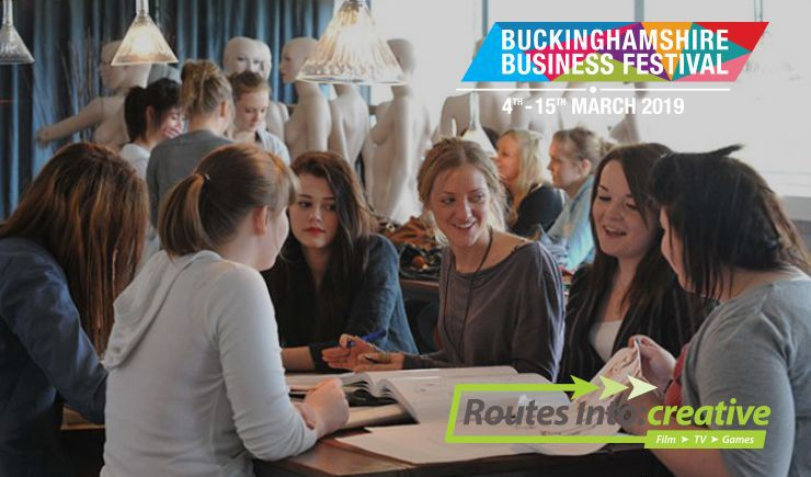 Routes into Creative Industries