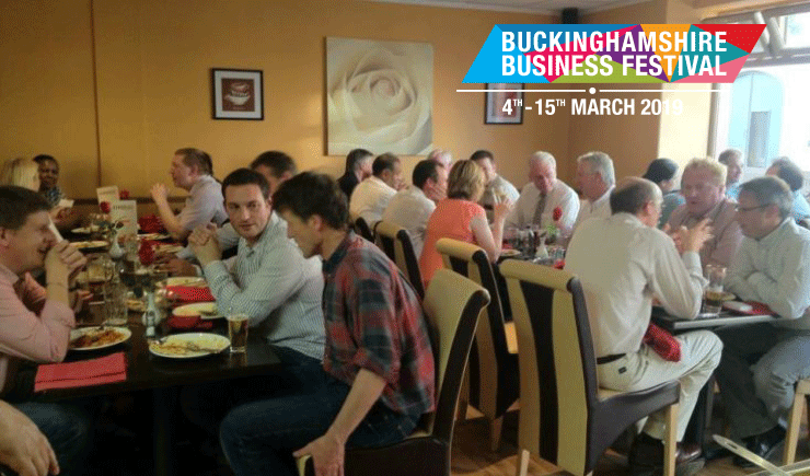 Small Business Curry Club - March 2019