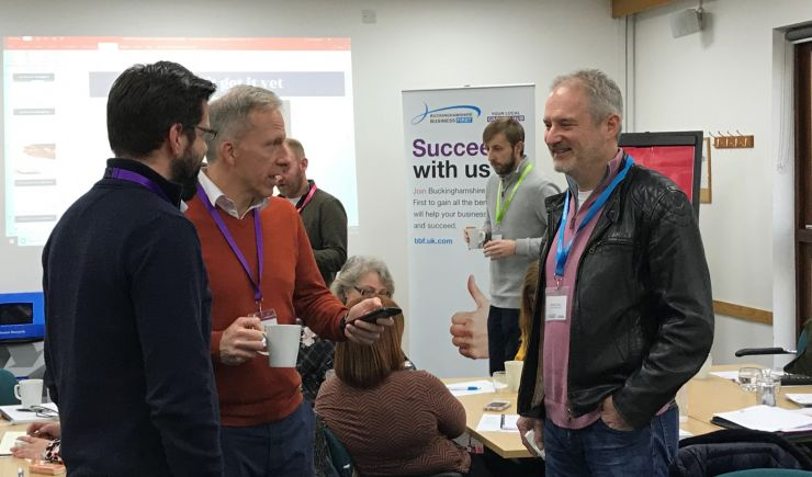 Simply Networking - Great Missenden, November 2019