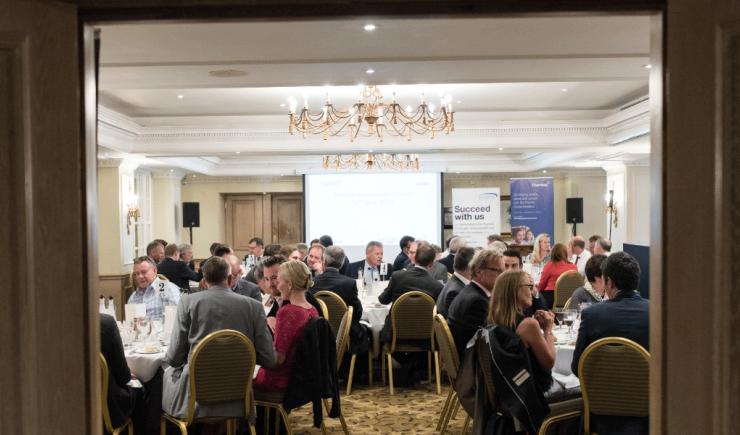 Buckinghamshire Business Leaders' Dinner - July 2019