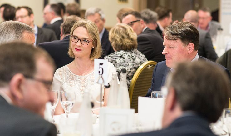 Buckinghamshire Business Leaders' Dinner - September 2019