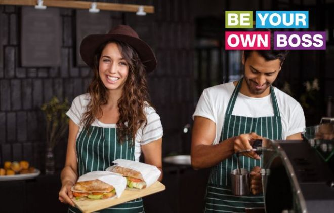 Be Your Own Boss 2 Day Course - Nov 2020