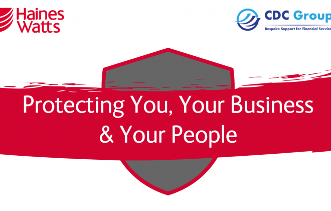 Protecting You, Your Business & Your People
