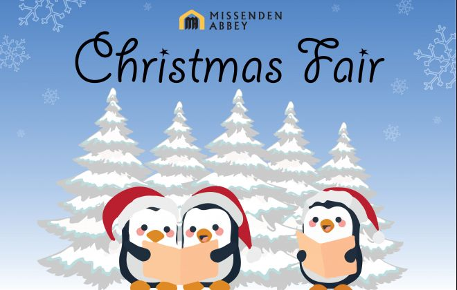 Missenden Abbey Christmas Fair