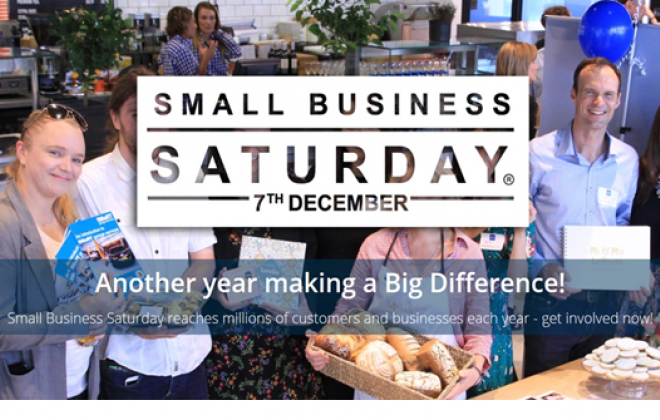 Small Business Saturday - Business Information Meet Up
