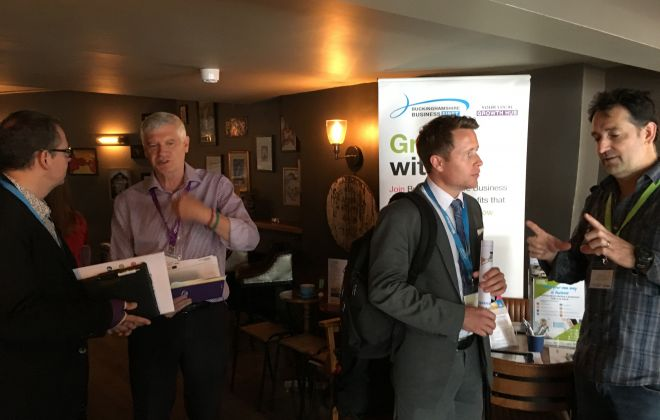 Simply Networking - Aylesbury, January 2020
