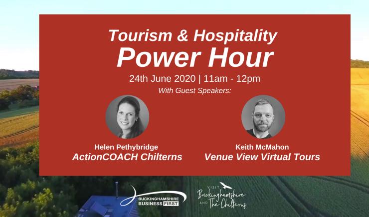 Tourism & Hospitality Power Hour - June 2020