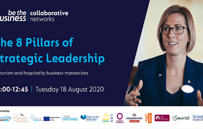 The 8 Pillars of Strategic Leadership - A Tourism and Hospitality Masterclass - Aug 2020