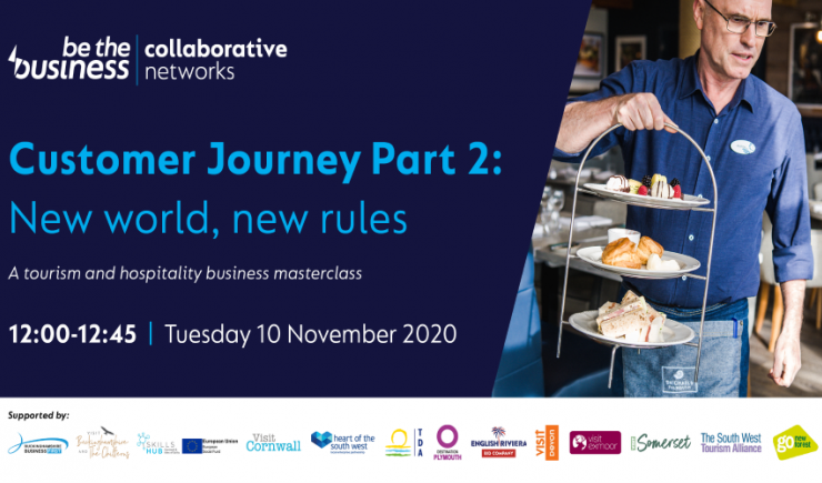 Customer Journey Part 2: New world, new rules - A Tourism and Hospitality Masterclass