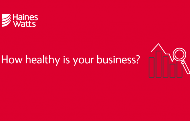 How healthy is your business?