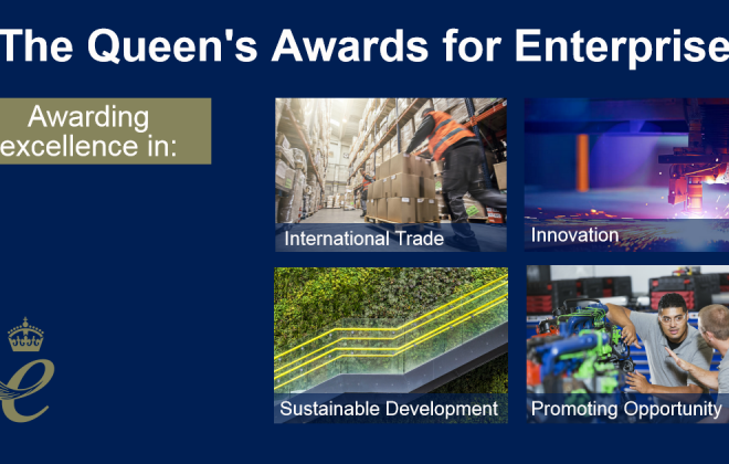 Queen's Awards for Enterprise 2021 - Entry Workshop and Networking