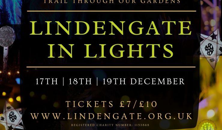 Lindengate in Lights