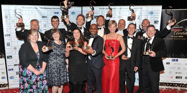 Buckinghamshire Business Awards: Sponsor in the Spotlight