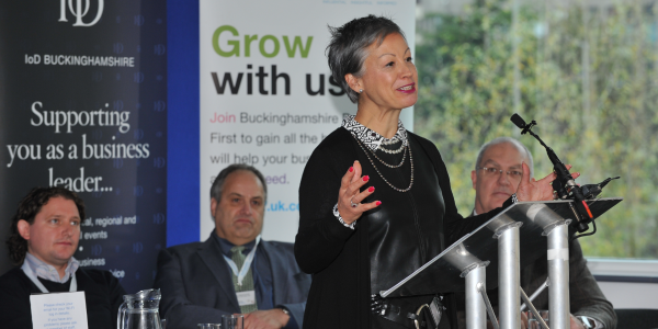 Exhibitor places going fast at the Buckinghamshire Digital Summit!