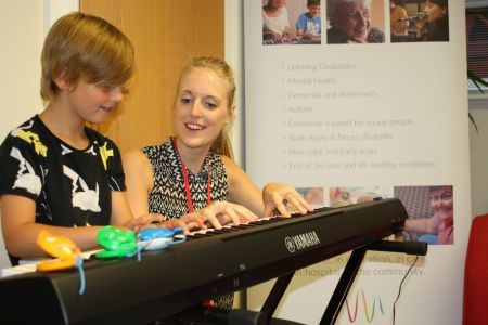 Chiltern Music Therapy brings the power of music to those who need it most