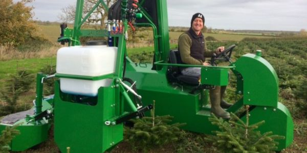 Christmas tree business grows with LEADER grant