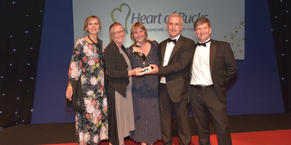 Sponsor in the Spotlight – Heart of Bucks