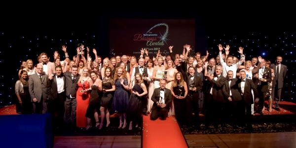 Sponsor in the Spotlight: Bucks Business Awards closing in!