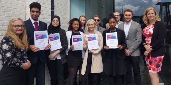 Local businesses and schools combine for apprentice challenge