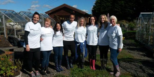 The numerous benefits of volunteering