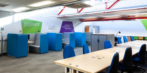 Buckinghamshire Business First taking space at Buckinghamshire New University