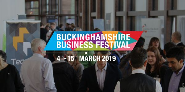 Plan your Buckinghamshire Business Festival activity