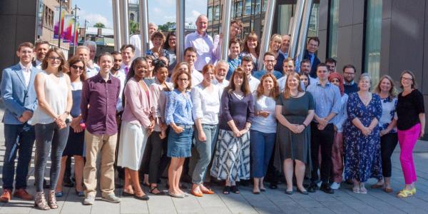 Buckinghamshire Business First wins International CSR Award