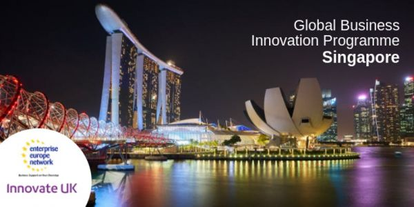 Innovative SMEs can apply for mission to Singapore