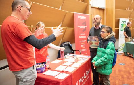 Rewarding experience for McAfee at Bucks Skills Show