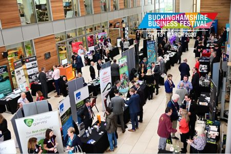 This is your last-minute Buckinghamshire Business Expo reminder!