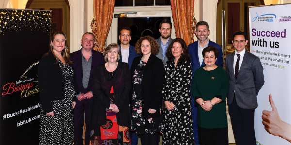 2020 Buckinghamshire Business Awards launched