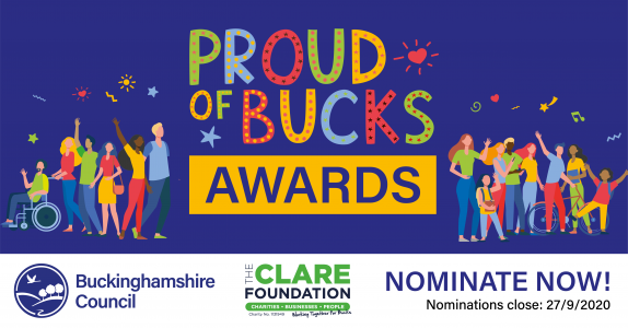 Nominate your Proud of Bucks Heroes today